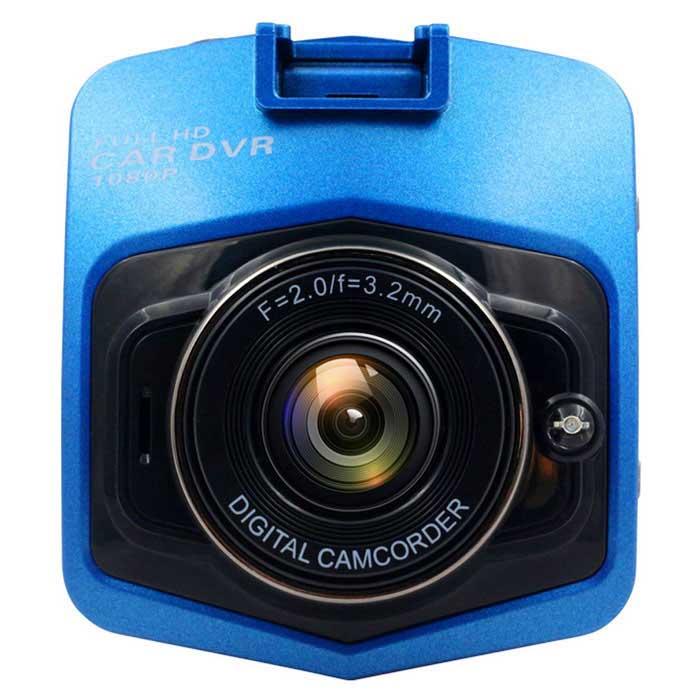 Araç Blackbox DVR tam yüksek çözünürlüklü 1080 araba sürüş kaydedici LCD ekran